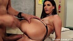 India Summer knew that this would certainly happen to her pussy